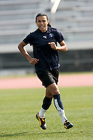 19 March 2009: Marta Vieira da Silva forward player of the Los Angeles SOL Women's Soccer Team during a mid-day pre-season practice at the Track and Field stadium at Home Depot Sports Complex in Carson, California.  Marta, 23 from Dois Riachos, Alagoas, Brazil (BRA) is a three-time FIFA Women's World Player of the Year. .
