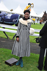 SHINGAI SHONIWA at the Hennessy Gold Cup at Newbury Racecourse, Berkshire on 26th November 2011.