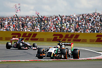 HULKENBERG Nico (Ger) Force India Vjm07 Action  during the 2014 Formula One World Championship, Grand Prix of Great Britain from july 3 to 6th 2014, in Silverstone, United Kingdom. Photo Francois Flamand / DPPI