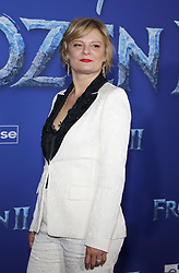 Martha Plimpton at the World premiere of Disney's 'Frozen 2' held at the Dolby Theatre in Hollywood, USA on November 7, 2019.