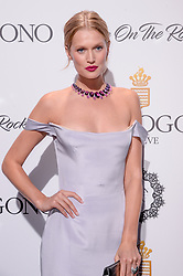 Toni Garrn attending the de Grisogono party ahead the 70th Cannes Film Festival, at Eden Roc Hotel in Antibes, France on May 23, 2017. Photo Julien Reynaud/APS-Medias/ABACAPRESS.COM