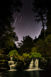 Upper Falls, Clear Creek Ranch, French Gulch, California, US