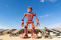 Big Red Robot aka Becoming Human, by Christian Ristow