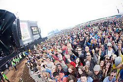 Elbow play the main stage..Sunday at T in the Park 2012, held at Balado, in Fife, Scotland..© Michael Schofield.