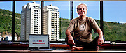 Belo Horizonte_MG, Brasil...Ivan Moura Campos, um dos professores da Universidade Federal de Minas Gerais, fundador da empresa Akwan, que criou um buscador na internet e foi vendida para o Google...Ivan Moura Campos, a teacher at the Federal University of Minas Gerais, Akwan company founder, who created a search engine on the internet and was sold to Google...Foto: LEO DRUMOND / NITRO