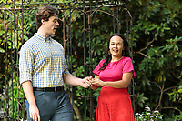 """The Boston Opera Collaborative presents """"Opera in the Gardens"""" on September 19 & 20, 2020. at The Gardens at Elm Bank - Massachusetts Horticultural Society in Wellesley, MA."""