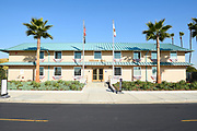 1942 Santa Ana Army Air Base Barracks Building At OC Fair And Event Center In Costa Mesa