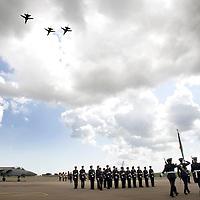 RAF 43 Squadron Disbands