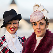 28.12.2016              <br /> The style stakes were high at Limerick Racecourse as ladies gathered for the Sunway Holidays Best Dressed Lady on Wednesday last. Breda Butler from Thurles in Co. Tipperary walked away with the top prize of a holiday for two people to Lanzarote.<br /> <br /> Pictured at the event were finalists left to right, 3rd place, Mamie Hayes, Castletroy, Limerick  and 2nd place was Grace Ryan, Bedford Row Limerick City. Picture: Alan Place