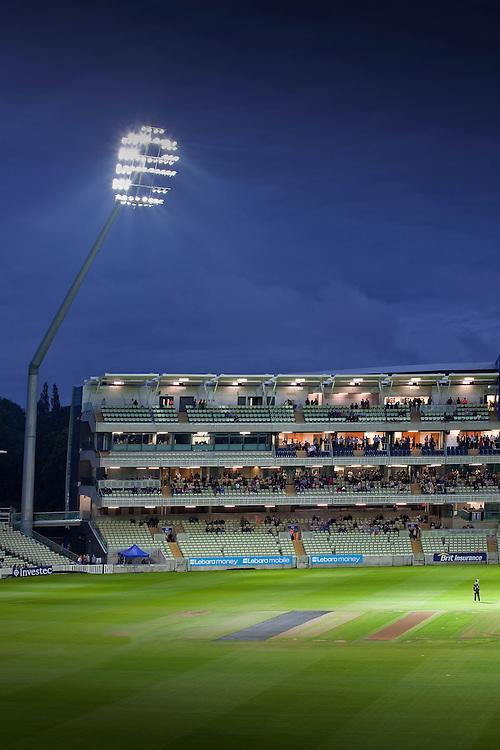 Edgbaston Cricket Ground<br /> Warwickshire<br /> Birmingham<br /> New Stand<br /> AFL Architects
