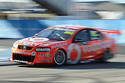 Craig Lowdes in action during  Race 5 of the ITM 400 Hamilton,Hamilton Street Circuit, Day Two, Hamilton City ,V8 supercars,, Photo: Dion Mellow / photosport.co.nz