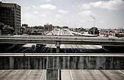 Over pass in Dallas, Texas