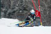 UVM Winter Carnival Day 1 - Giant Slalom 01/29/16