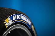 March 14, 2015 - FIA Formula E Miami EPrix: Michelin FE tire