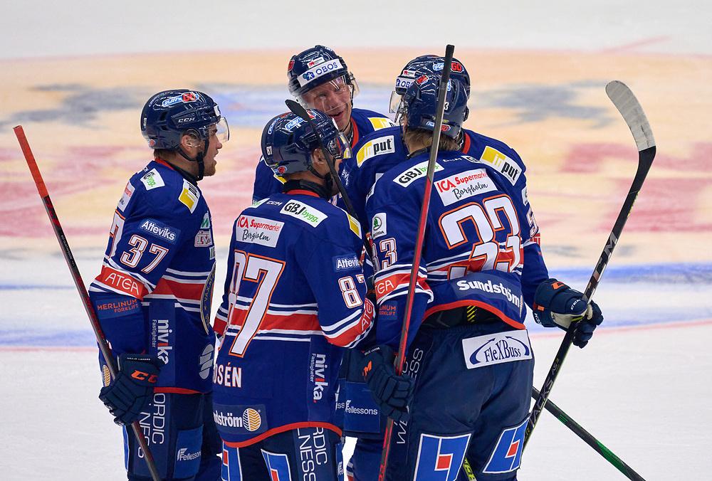 2021-09-16 VÄXJÖ<br /> Växjö Lakers - Örebro HK<br /> SHL Omgång 2<br /> <br /> <br />  ***betalbild***<br /> <br /> Foto: Peo Möller<br /> <br /> SHL, ishockey, Växjö Lakers, is, rink, spelare, hockey, hockeyspelare, Växjö, ishall, Vida Arena, SHL Premiär 2021
