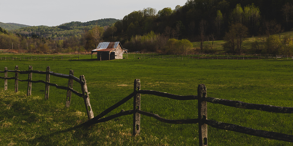 The vibrant green colors of the Vermont landscape come alive in the springtime and it creates the quintessential New England scenery that draws people from all corners of the world.