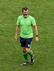 Republic of Ireland assistant manager, Roy Keane  - Mandatory by-line: Joe Meredith/JMP - 26/06/2016 - FOOTBALL - Stade de Lyon - Lyon, France - France v Republic of Ireland - UEFA European Championship Round of 16