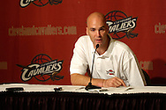 Cleveland Cavaliers General Manager Danny Ferry.