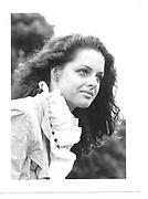 Trinni Woodall,Eton, June 4th 1981© Copyright Photograph by Dafydd Jones 66 Stockwell Park Rd. London SW9 0DA Tel 020 7733 0108 www.dafjones.com