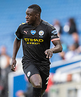 Manchester City's Benjamin Mendy <br /> <br /> Photographer David Horton/CameraSport<br /> <br /> The Premier League - Brighton & Hove Albion v Manchester City - Saturday 11th July 2020 - The Amex Stadium - Brighton<br /> <br /> World Copyright © 2020 CameraSport. All rights reserved. 43 Linden Ave. Countesthorpe. Leicester. England. LE8 5PG - Tel: +44 (0) 116 277 4147 - admin@camerasport.com - www.camerasport.com