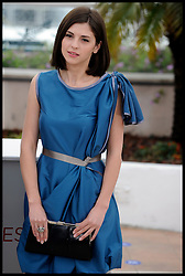 Marija Pikic  pose's for Photographers during the Photocall for the film Djeca  during 65th Annual Cannes Film Festival at Palais des Festivals, Cannes, France, Monday May 21, 2012. Photo by Andrew Parsons/i-Images