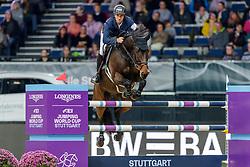 Guerdat Steve, SUI, Venard de Cerisy<br /> Stuttgart - German Masters 2019<br /> © Hippo Foto - Stefan Lafrentz<br /> 17/11/2019