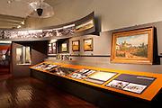 Belo Horzonte_MG, Brasil...Museu Historico Abilio Barreto. Na foto objetos expostos...Abilio Barreto Historical museum. In this photo exhibits...Foto: LEO DRUMOND / NITRO..
