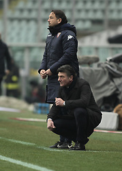 January 6, 2018 - Turin, Italy - Walter Mazzarri during Serie A match between Torino v Bologna, in Turin, on January 6, 2018  (Credit Image: © Loris Roselli/NurPhoto via ZUMA Press)