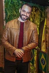 Marcelo Rocha, que é sócio proprietário do restaurante Coco Bambu, localizado no Shopping Iguatemi. Foto: Marcos Nagelstein/ Agência Preview