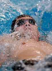 Swimmer Jan Karel Petric at International Swimming Championship of Kranj 2007, on June 10, 2007, in Kranj, Slovenia. (Photo by Vid Ponikvar / Sportal Images)..