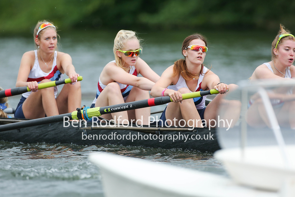 Junior 4+  Heat<br /> <br /> Glasgow Academy <br /> Walton RC <br /> <br /> Henley Women's Regatta 2021<br /> Saturday