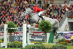 Beerbaum, Ludger, Chiara<br /> Aachen - CHIO<br /> Nationaler Preis<br /> © www.sportfotos-lafrentz.de/ Stefan Lafrentz