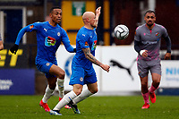 Sam Minihan. Stockport County FC 4-0 Wealdstone FC. Vanarama National League. Edgeley Park. 3.5.21