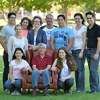 Lim Family - November, 2014
