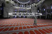 Suleymaniye Camii mosque Istanbul Turkey