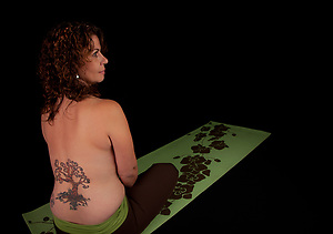 Suzanne, Tattoo Plus You, A Photo Story of Body Ink
