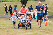 Monroe, New York - The South Orange Family YMCA 5K and Kids Color Run was held on July 18, 2015.