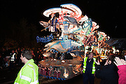 Guardians of the Deep by Ramblers CC at North Petherton Guy Fawkes Carnival 2010.