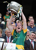 Meath Players Raising Delaney Cup