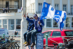 Brighton & Hove Albion fans - Mandatory by-line: Jason Brown/JMP - 14/05/17 - FOOTBALL - Brighton and Hove Albion, Sky Bet Championship 2017 - Brighton and Hove Albion Promotion Parade