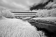 Covered Bridge<br /><br />Quebec<br />Canada
