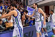 Miro Bilan<br /> Banco di Sardegna Dinamo Sassari - Carpegna Prosciutto VL Pesaro<br /> Legabasket LBA Serie A 2019-2020<br /> Sassari, 29/09/2019<br /> Foto L.Canu / Ciamillo-Castoria