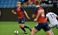 Fotball , 6. september 2019 , European  Qual. U21 , Norge - Kypros<br /> Norway - Cyprus<br /> Tobias Bjørkeeiet , Norge<br /> Tobias Bjorkeeiet