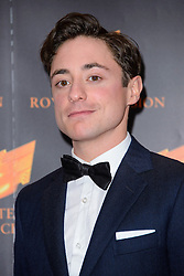 Ryan Sampson attends the RTS Programme Awards. London, United Kingdom. Tuesday, 18th March 2014. Picture by Chris Joseph / i-Images