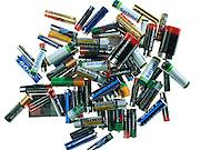 Lege batterijen - Empty batteries