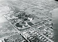 1923 Thief Of Bagdad set at Pickford-Fairbanks Studio