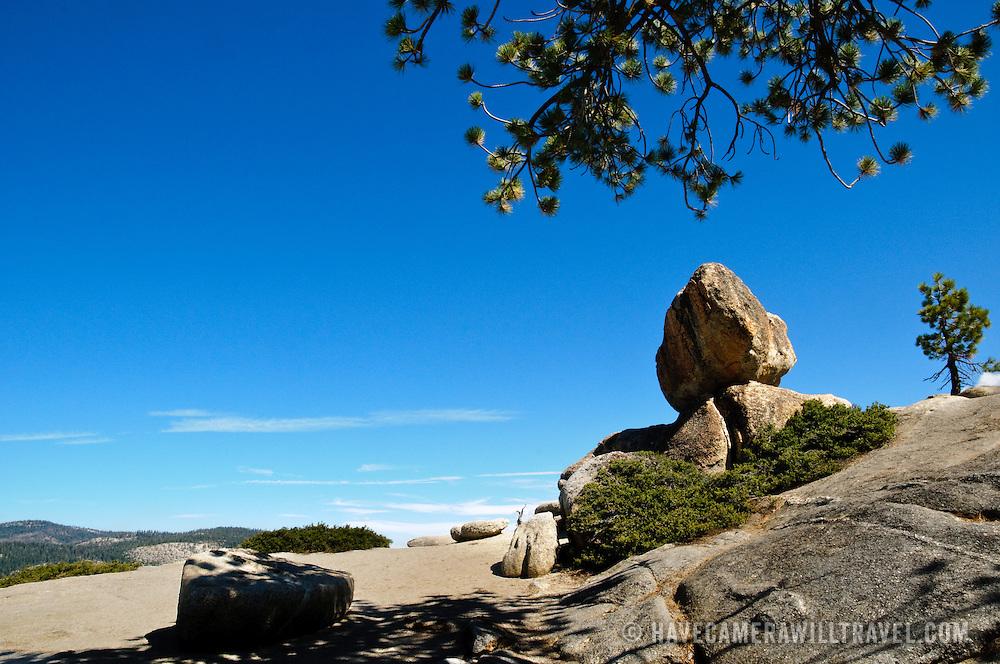 Taft Peak trail, Yosemite National Park
