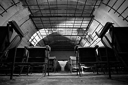"""Questo è il cuore del vecchio cinema abbandonato """"Massimo"""" di Lizzano (Ta). Una sala impolverata, buia, con pochi raggi luminosi che illuminano pochi angoli nascosti. L'atmosfera è cupa, tetra, ma nasconde anche un velo di tristezza. Un luogo che in anni passati ha regalato emozioni, ha fatto gioire grandi e piccini ed ha fatto certamente trascorrere delle piacevoli serate."""