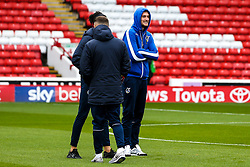 Adam Smith of Bristol Rovers arrives at Barnsley - Mandatory by-line: Robbie Stephenson/JMP - 27/10/2018 - FOOTBALL - Oakwell Stadium - Barnsley, England - Barnsley v Bristol Rovers - Sky Bet League One