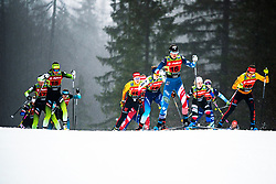 Sophie Caldwell (USA) during Ladies team sprint race at FIS Cross Country World Cup Planica 2019, on December 22, 2019 at Planica, Slovenia. Photo By Peter Podobnik / Sportida